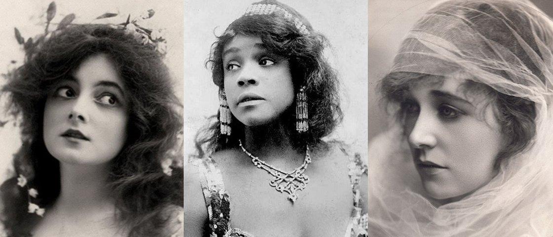 9 mulheres belíssimas que nasceram no século 19