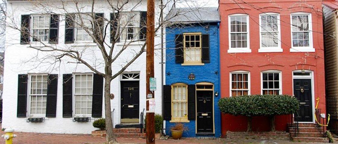 Conheça 9 das casas mais estreitas do mundo