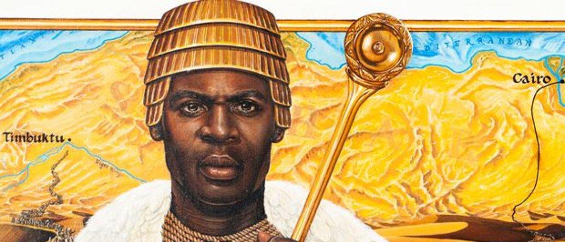 O homem mais rico que já existiu foi este imperador africano