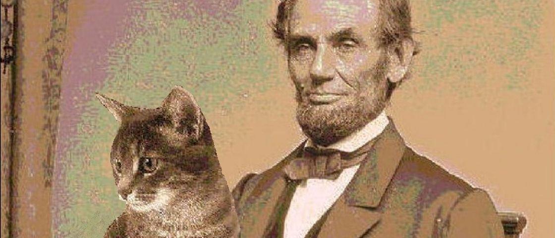5 figuras históricas que declararam amor incondicional aos gatos