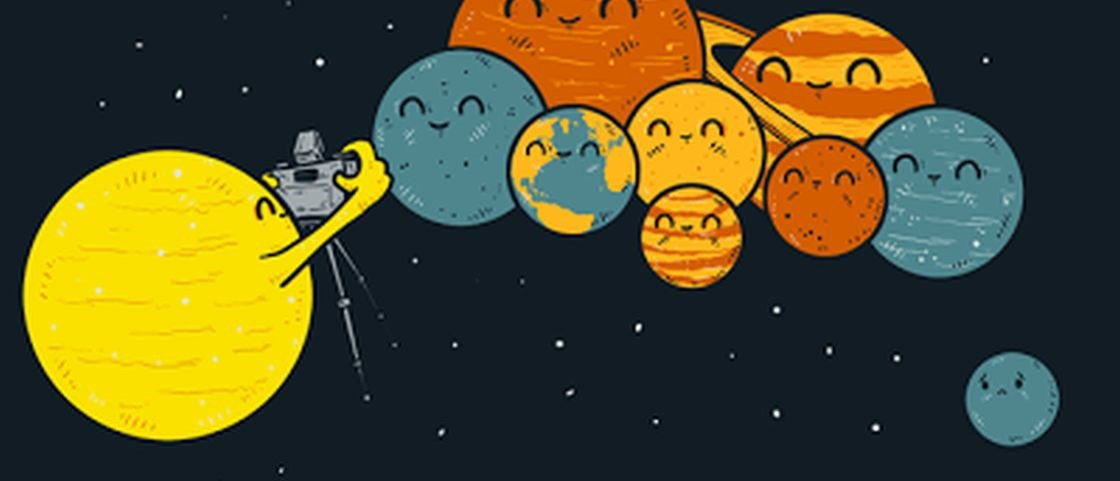 Plutão ganha mais um irmão: novo planeta-anão é descoberto no Sistema Solar