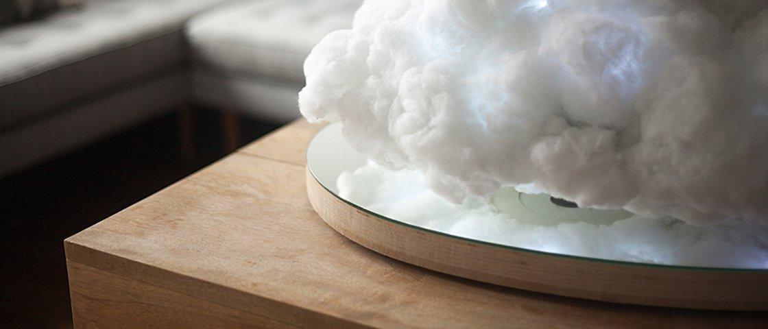 Esta nuvem flutuante é a caixa de som mais incrível que você já viu
