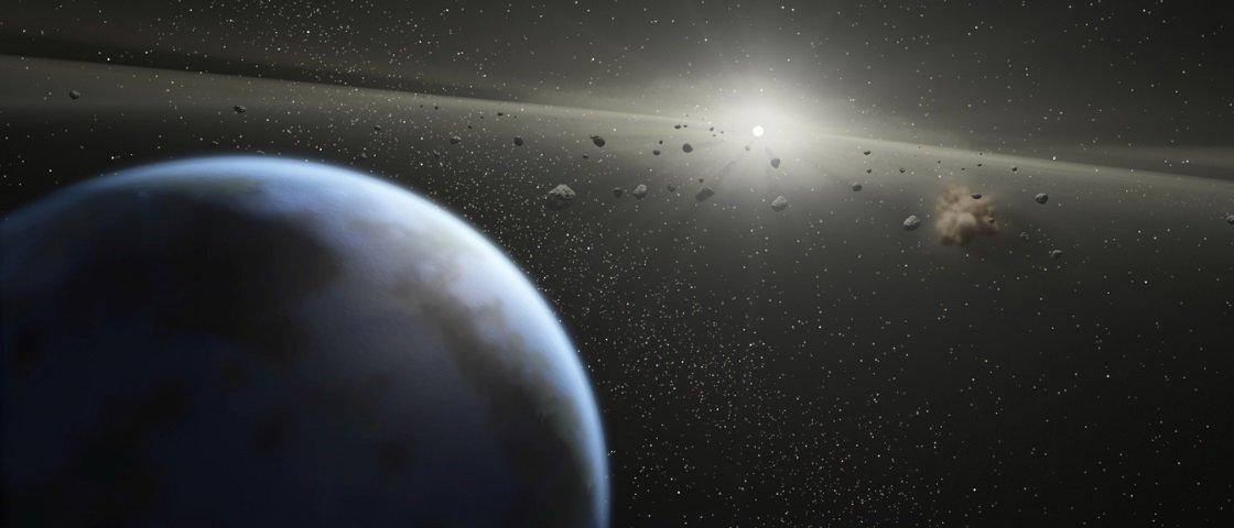 Testado! Sistema de alerta de aproximação de asteroides da NASA funcionou