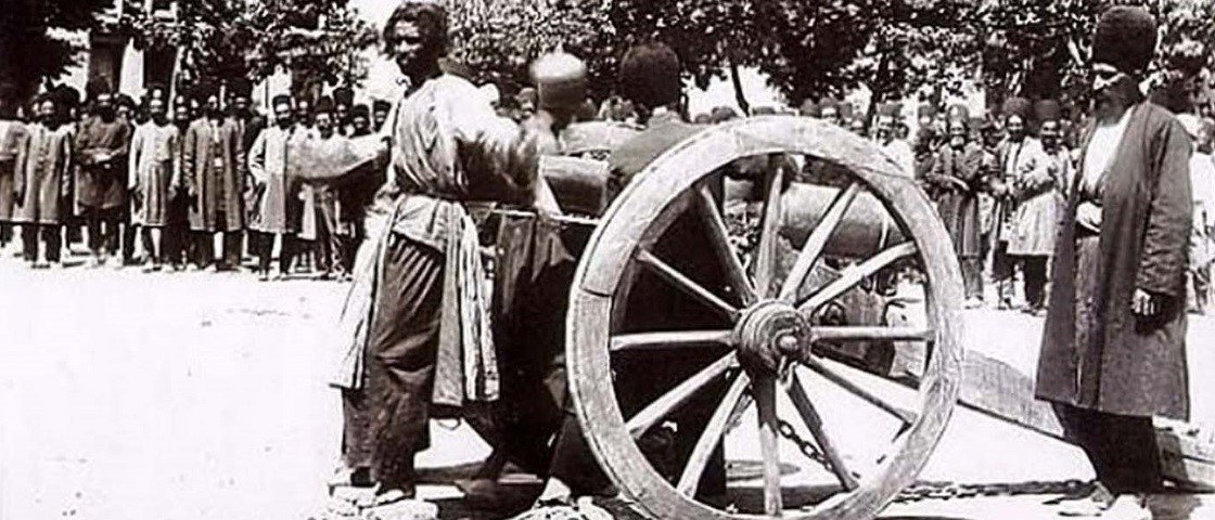 Sabia que pessoas costumavam ser executadas por tiro de canhão?