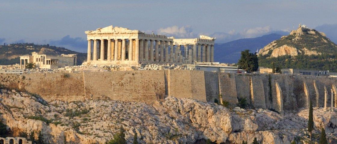 15 fatos sobre a Grécia Antiga que você precisa conhecer - Mega Curioso 7aa662f861e53