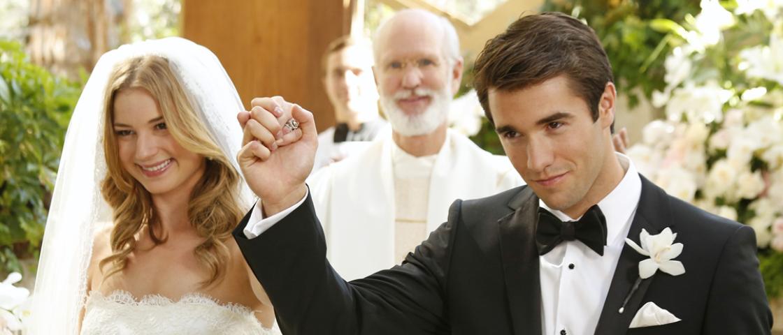 Os 10 casamentos mais desastrosos das séries