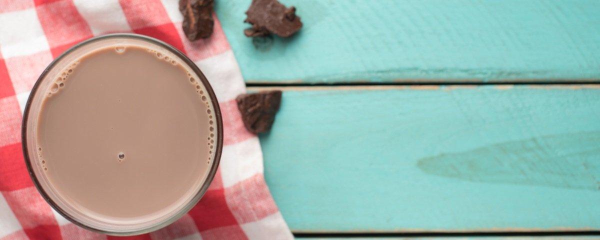 Milhões de pessoas acham que leite com achocolatado vem de vacas marrons