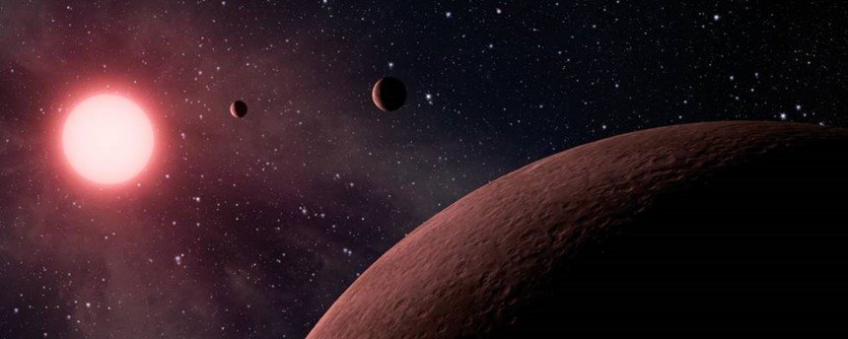 NASA anuncia a descoberta de 219 novos candidatos a exoplanetas