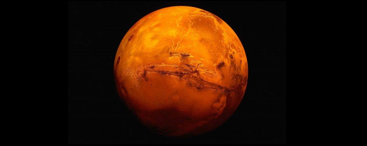 Vida em Marte? Só se for sob a superfície inóspita do Planeta Vermelho