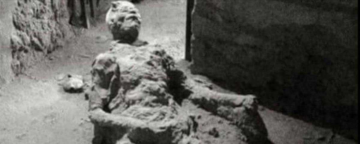 Afinal, como morreram as pessoas em Pompeia?
