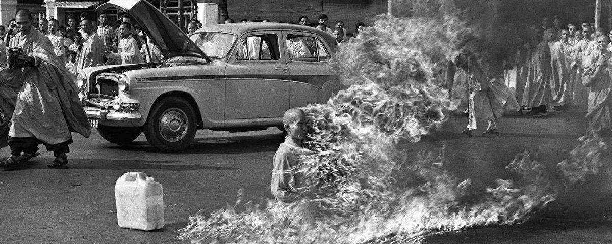 O Monge em Chamas: conheça a história por trás dessa terrível imagem