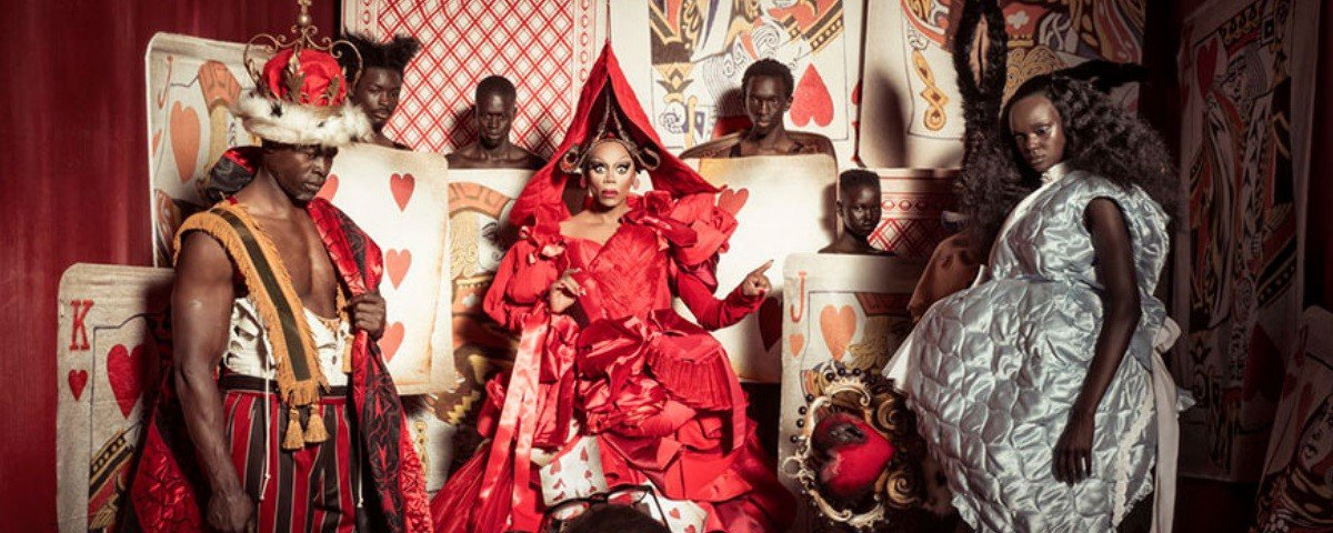 Pirelli cria versão de Alice no País das Maravilhas com modelos negros