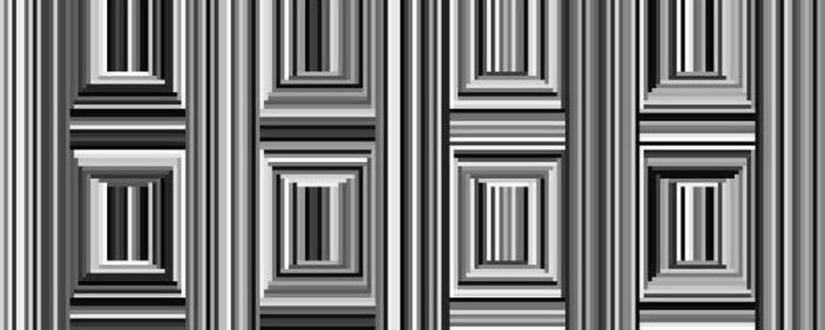 3 ilusões de ótica que mostram como nosso cérebro funciona
