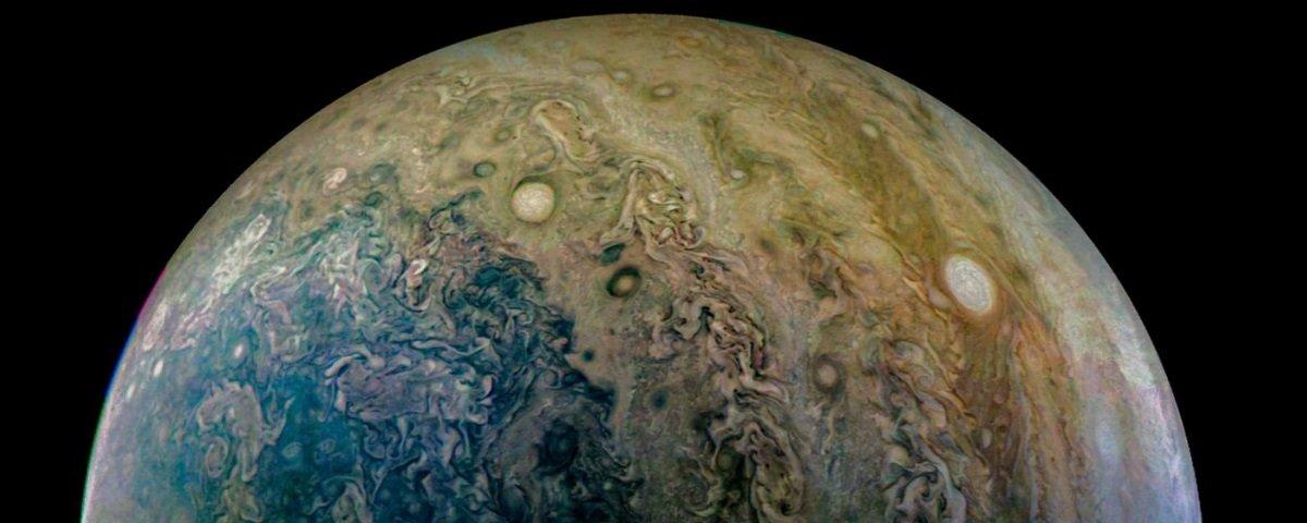 NASA divulga nova coleção de fotos de Júpiter — e elas são espetaculares