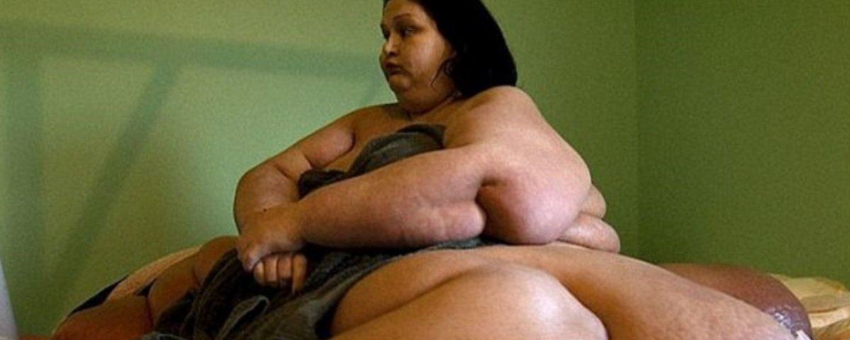 Mulher acusada de matar o sobrinho esmagado elimina quase 400 kg
