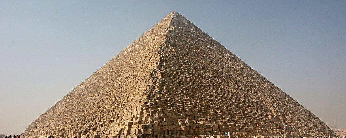 Descobriram papiros que revelam como a Grande Pirâmide foi construída