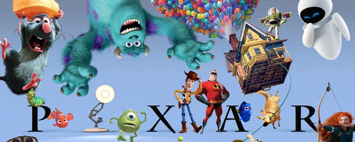 10 Curiosidades Aleatorias E Divertidas Sobre Os Desenhos Da Pixar