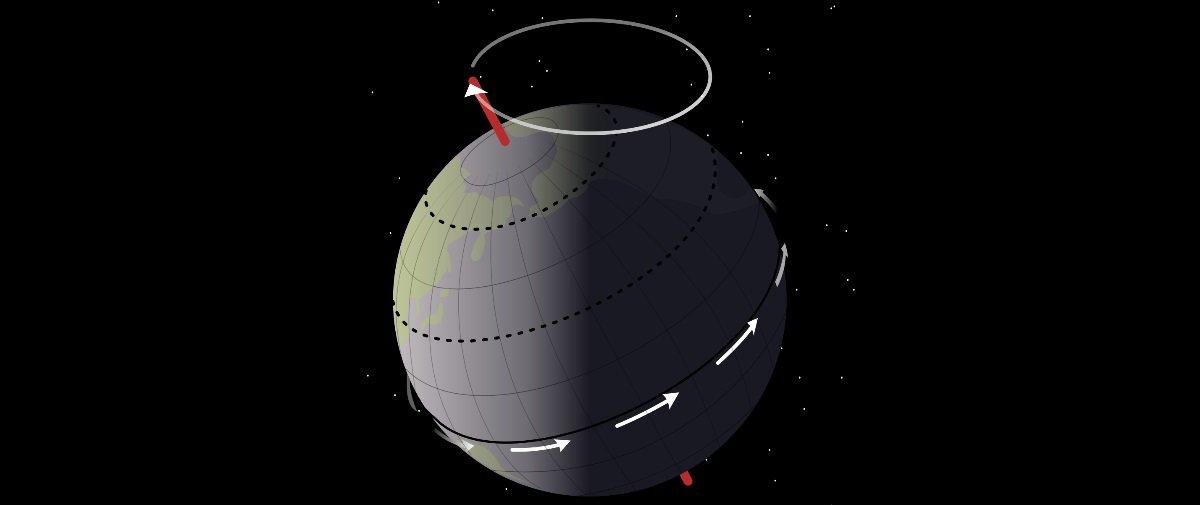 Variação na rotação da Terra poderá ocasionar mais terremotos em 2018