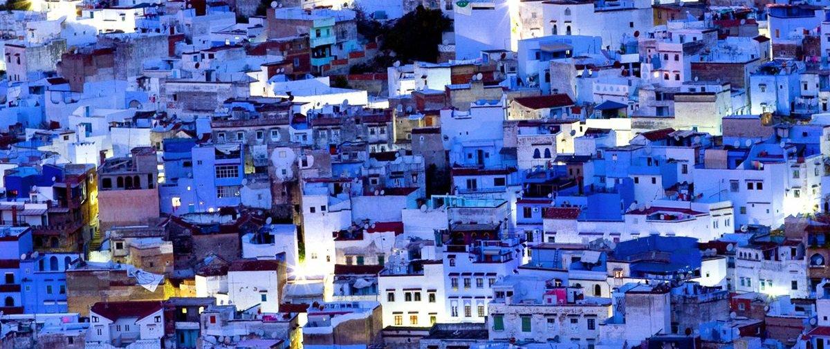 Chefchaouen: conheça a cidade no Marrocos que há 500 anos é pintada de azul