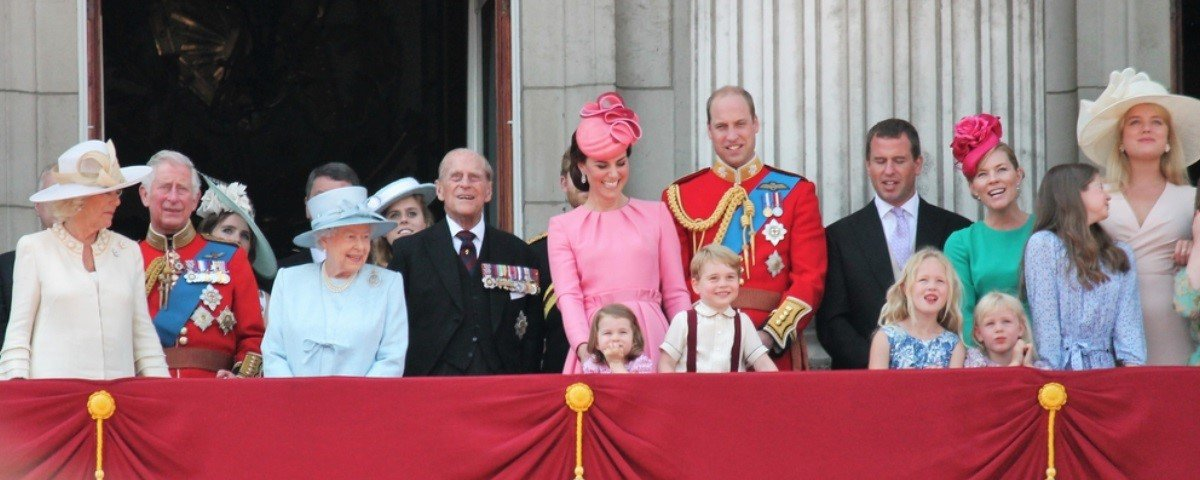 10 hábitos econômicos da família real britânica