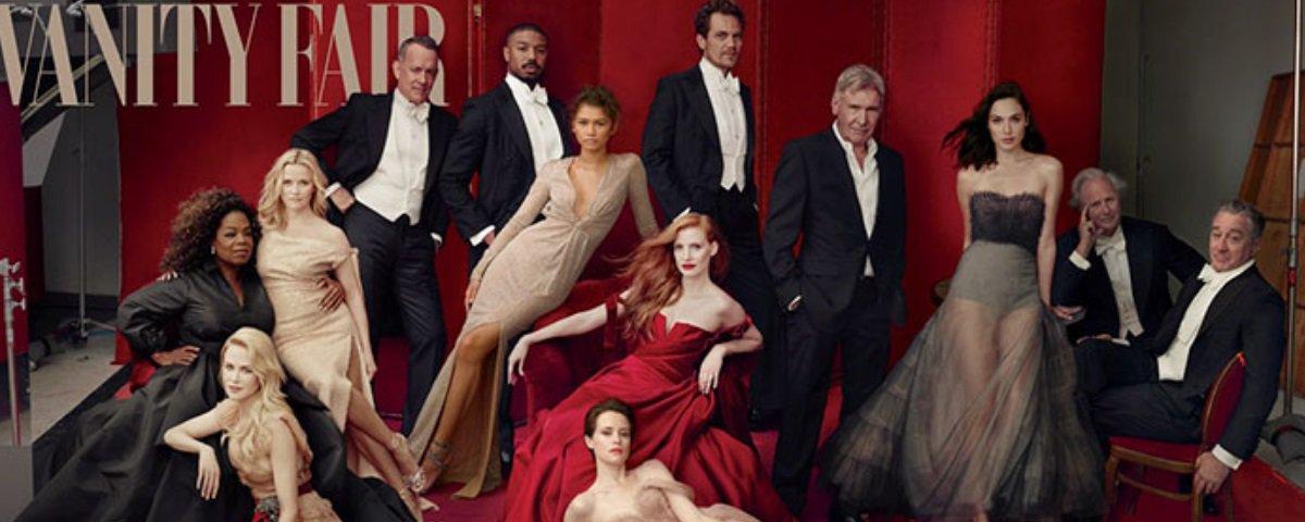 Capa da Vanity Fair erra FEIO no Photoshop – e a internet adorou, é claro