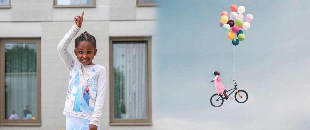 Ensaio fotográfico retrata refugiados de guerra ao lado de seus sonhos