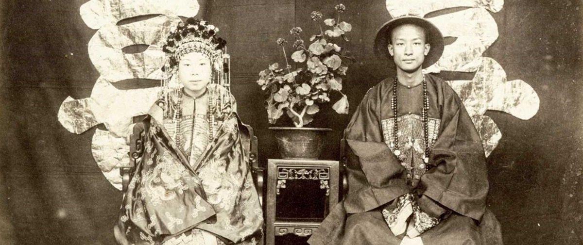 Fotos raras mostram vislumbres da China durante a sua última dinastia
