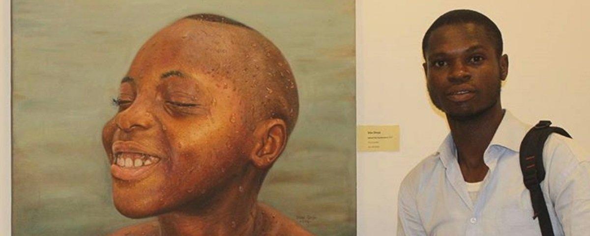 O trabalho realista deste artista nigeriano vai te deixar perplexo