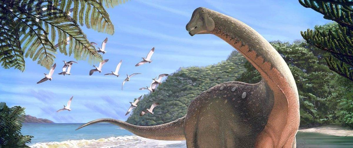 Mais que múmias e pirâmides: espécie de dinossauro é descoberta no Egito