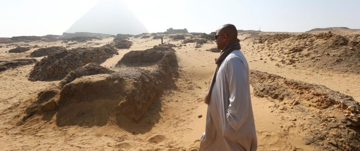 Tumba de mais de 4,3 mil anos acaba de ser descoberta no Egito