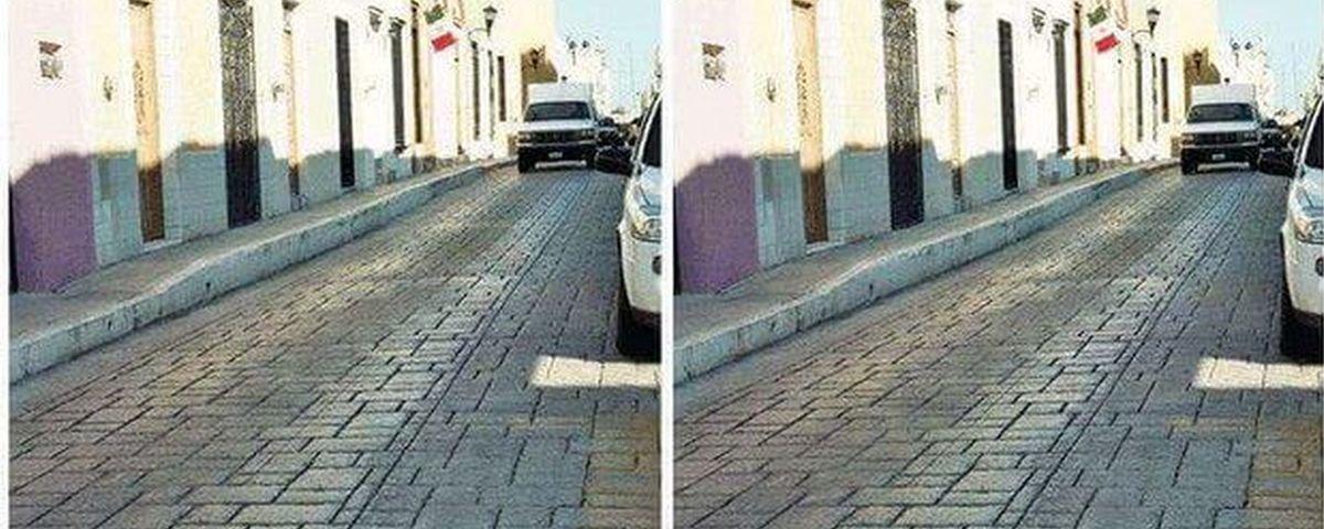 Ilusão de ótica com fotos idênticas está mexendo com a galera