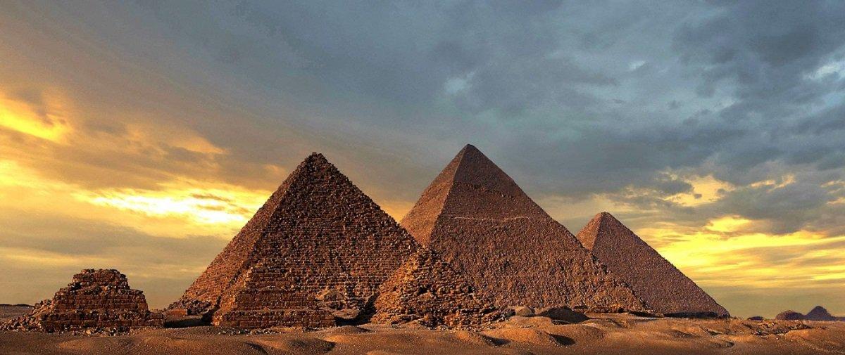 Mistério sobre o alinhamento das Pirâmides do Egito pode ter sido decifrado