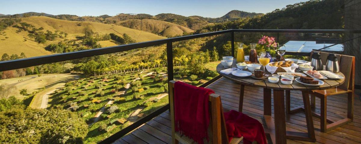 5 hotéis que oferecem o cenário perfeito para um bom café da manhã