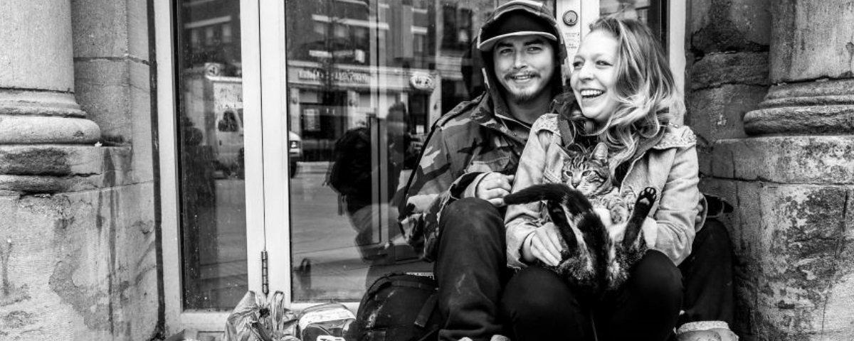 Fotógrafo conta o que aprendeu ao longo de 4 anos de conversas com mendigos