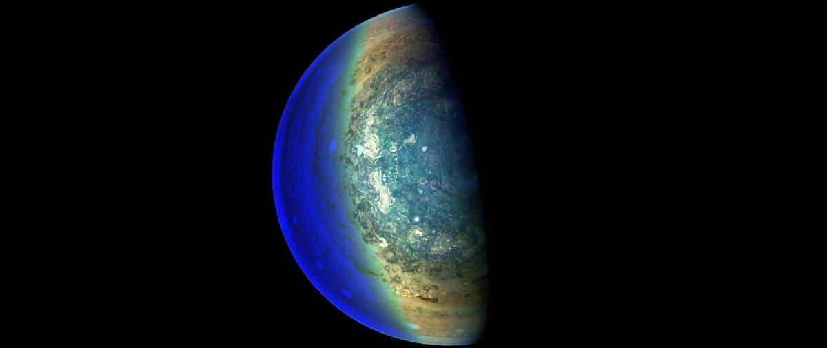 Você precisa ver esta nova imagem que a NASA compartilhou de Júpiter!