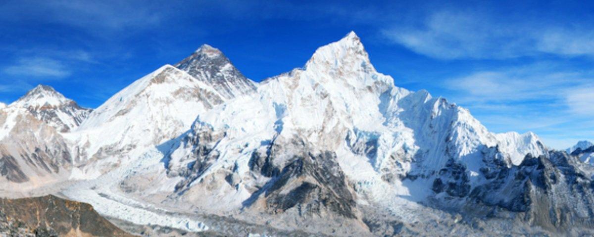16 curiosidades incríveis sobre o Everest