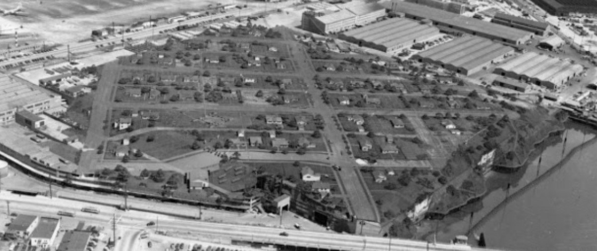 Boeing construiu cidade fictícia para camuflar fábrica na 2ª Guerra Mundial