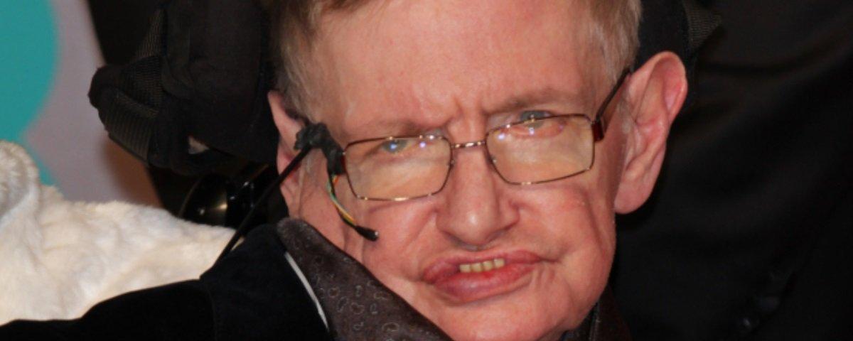 Pouco antes de morrer, Stephen Hawking previu o fim do mundo