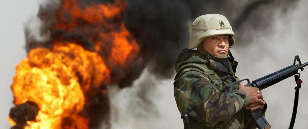 """15 anos depois: fotos """"contam"""" a história da invasão dos EUA ao Iraque"""