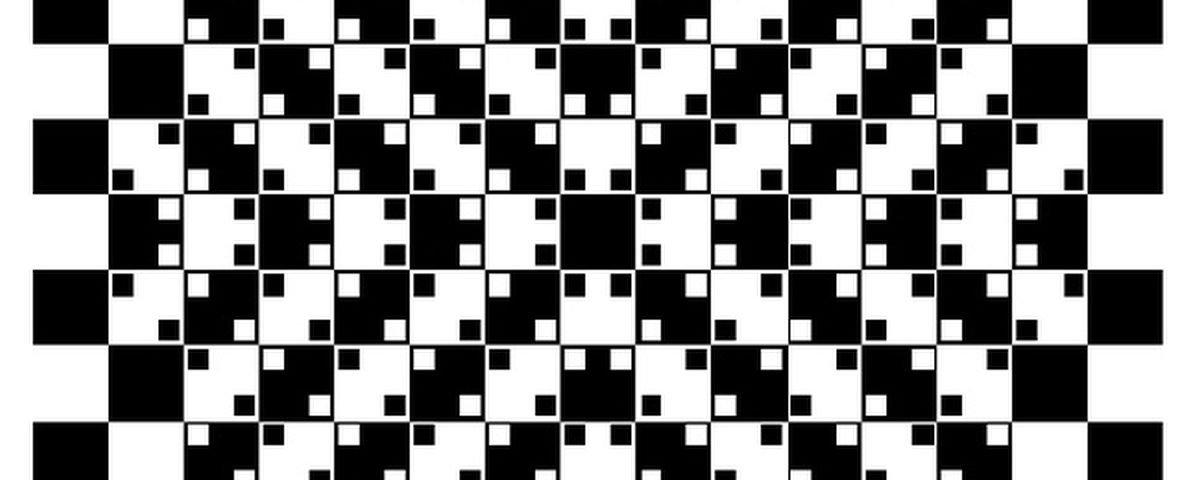 Mais 10 ilusões de ótica que vão deixar o seu cérebro bugado