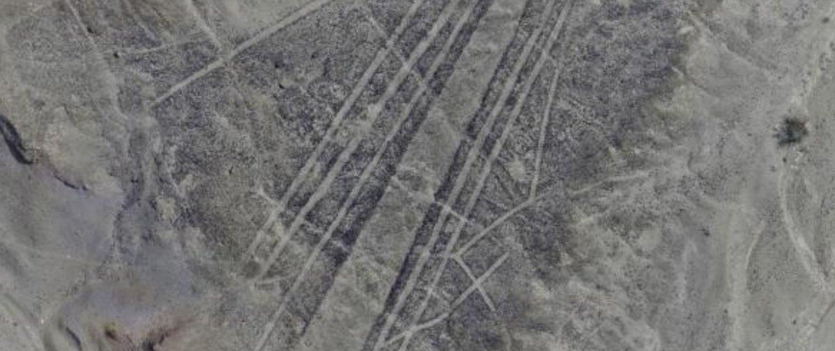 """""""Novas"""" Linhas de Nazca são descobertas no Peru com a ajuda de drones"""