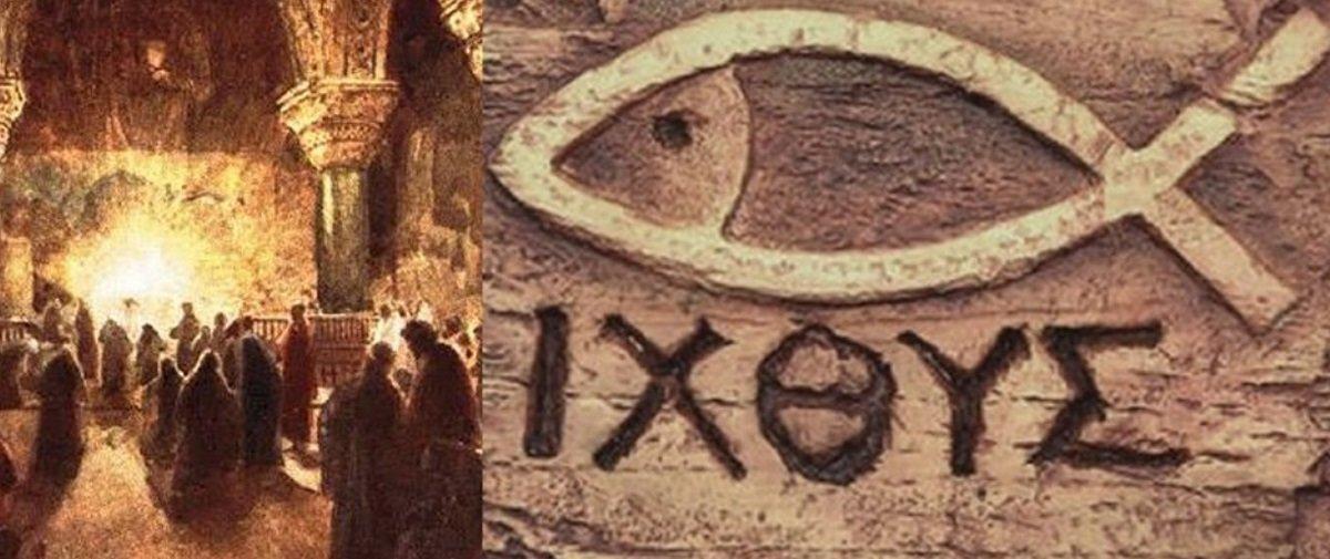 Ichthys: o que você sabe sobre a origem e definição desse símbolo cristão?