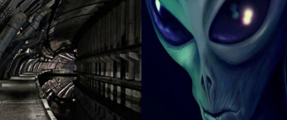 Você já ouviu falar da suposta base alienígena subterrânea do Novo México?