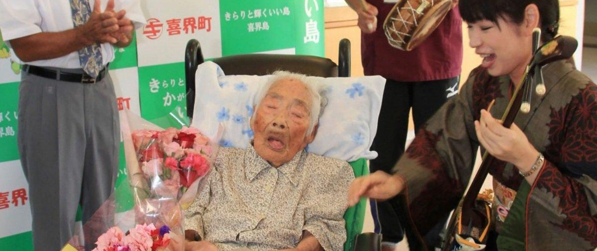 Morre Nabi Tajima, a pessoa mais velha do mundo — com 117 anos de idade