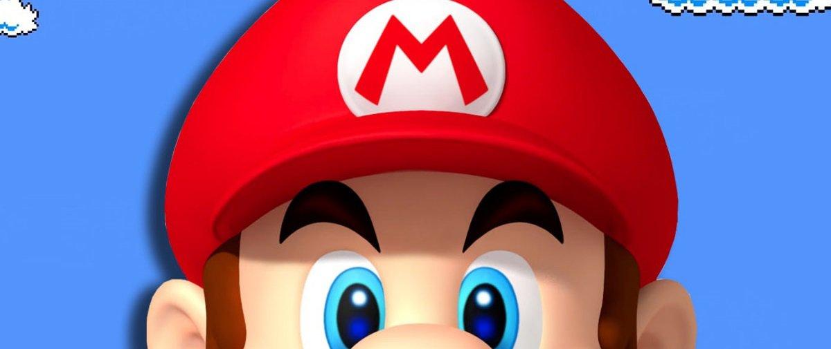 """Alguém compartilhou uma foto do Mario """"depilado"""" — e os fãs odiaram"""