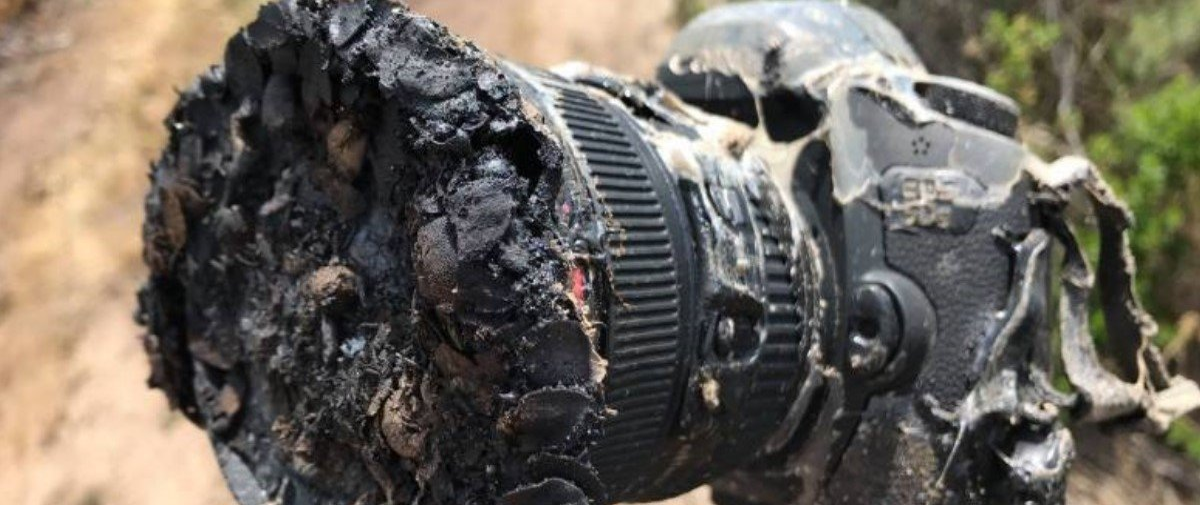 """Sabe a câmera da NASA que derreteu? Veja o que ela """"viu"""" antes de torrar"""