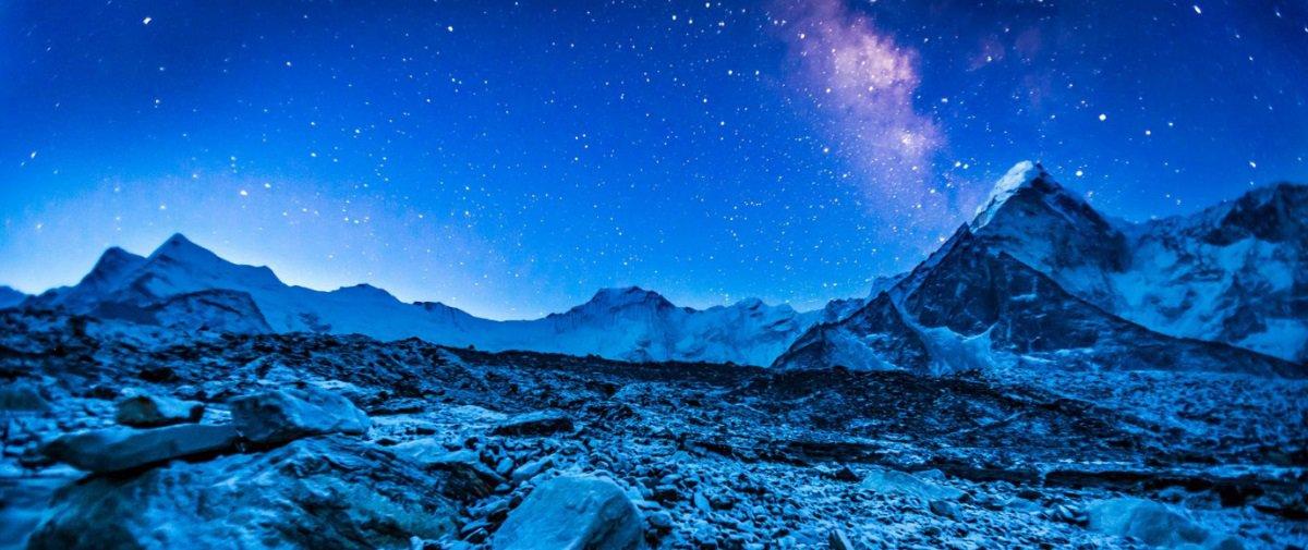 National Geographic compartilha fotos belíssimas de escaladas no Everest