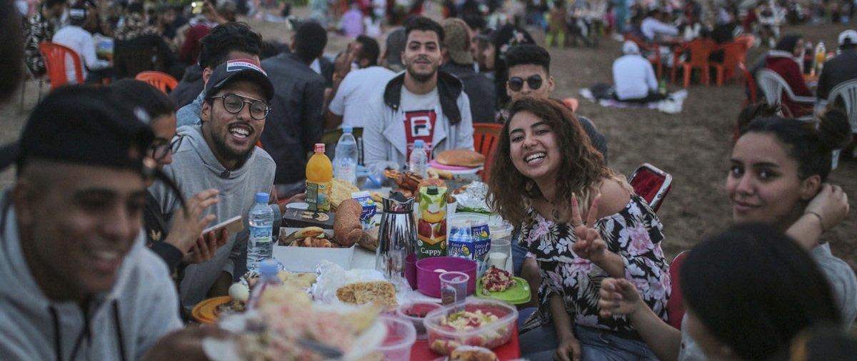Estas fotos mostram como os islâmicos celebram o Ramadan pelo mundo