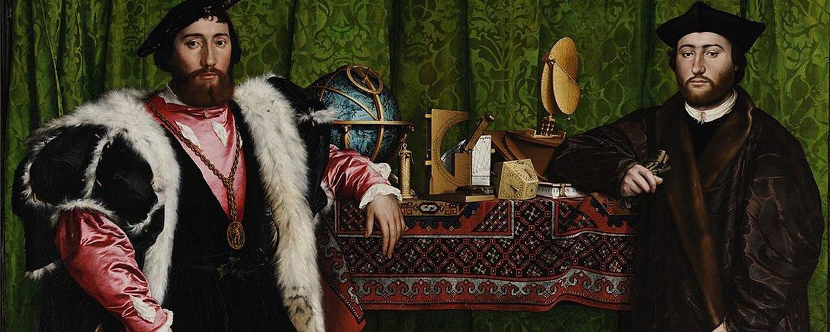 Conheça a pintura do século 16 que tem uma incrível ilusão de ótica
