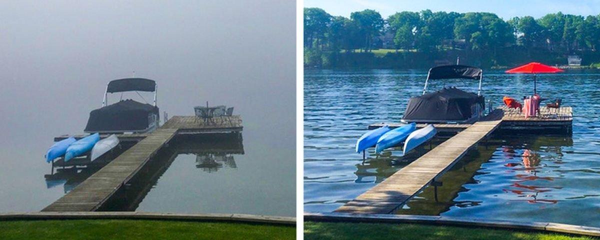 10 fotos que mostram o antes e o depois em diferentes situações